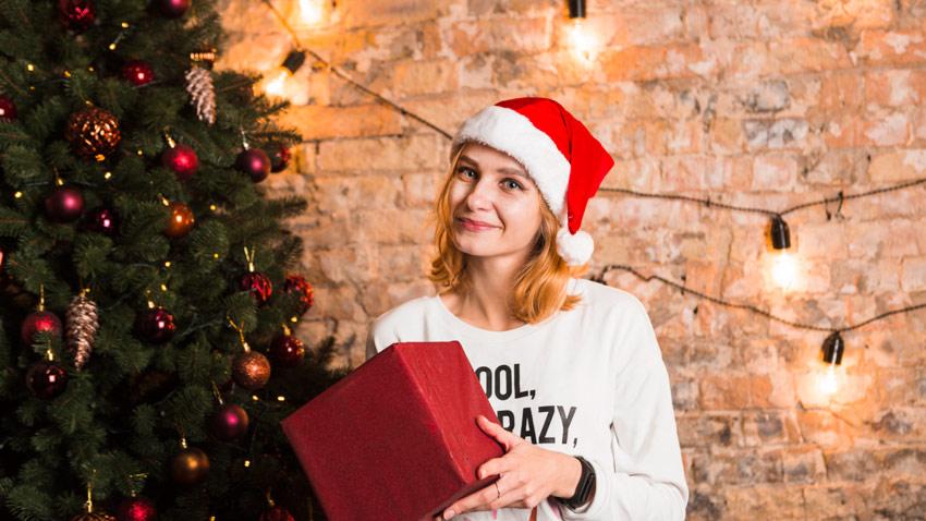 Immagini Natale Donne.Cosa Regalare A Natale Idee Regalo Natale Per Donne Speciali